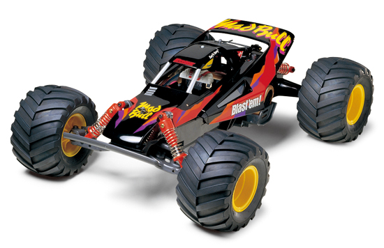 Tamiya 58205 Mad Bull Off Road Buggy Kit - COMPLETE DEAL
